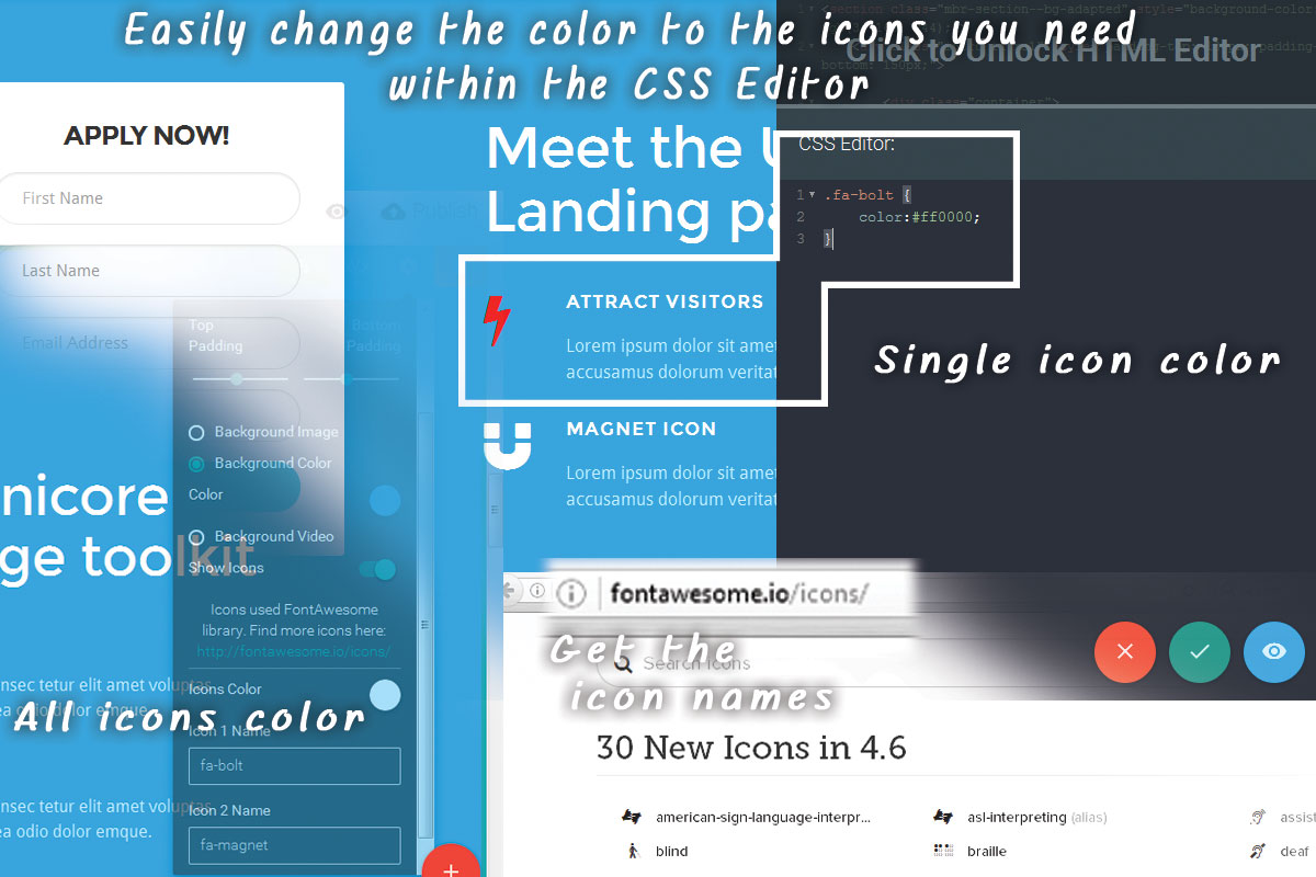 Free Bootstrap Color Theme Builder
