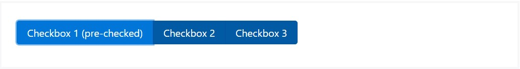 How to  make use of the Bootstrap checkbox